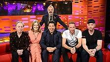 Andrew Lloyd Webber/Rosamund Pike/Michael McIntyre/Coldplay