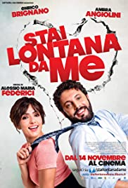 Stay Away from Me Poster