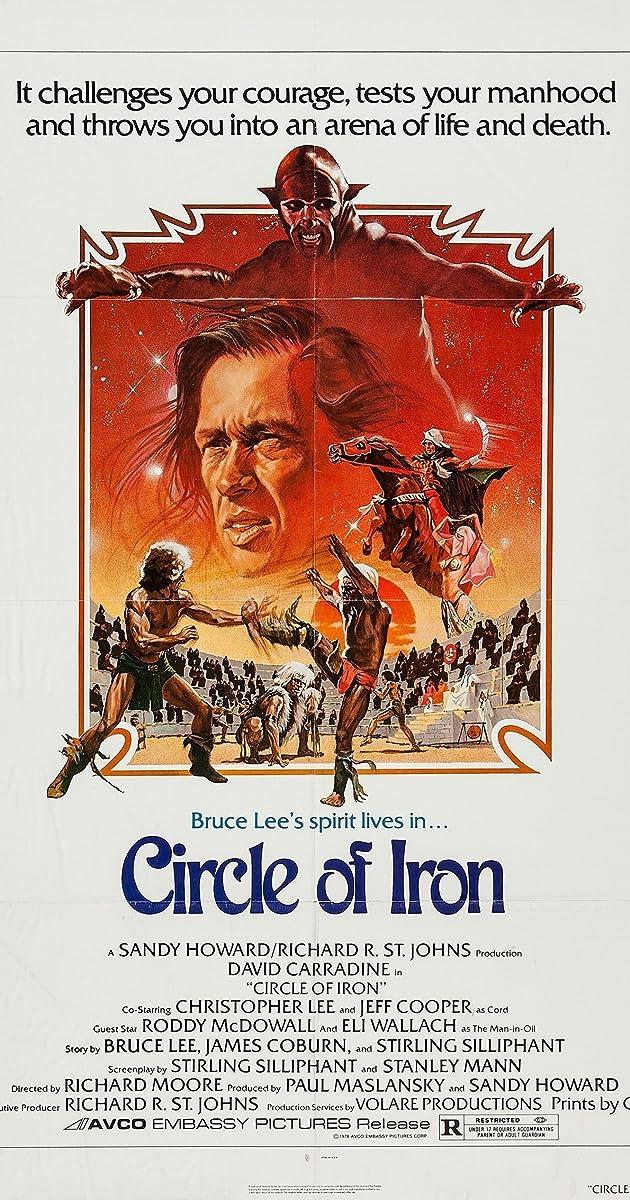 Subtitle of Circle of Iron