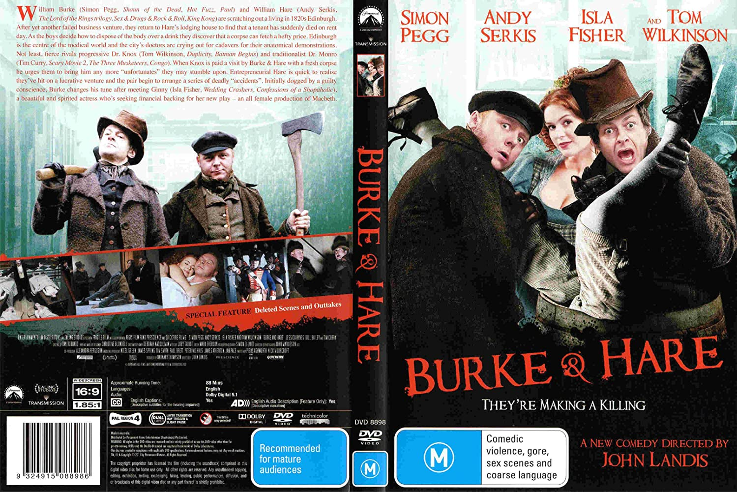 Burke And Hare 2010