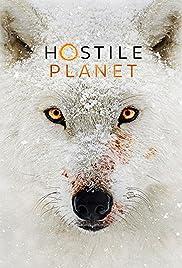 Hostile Planet Poster