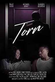 Samson Georges and Pavie Vega in Torn (2020)