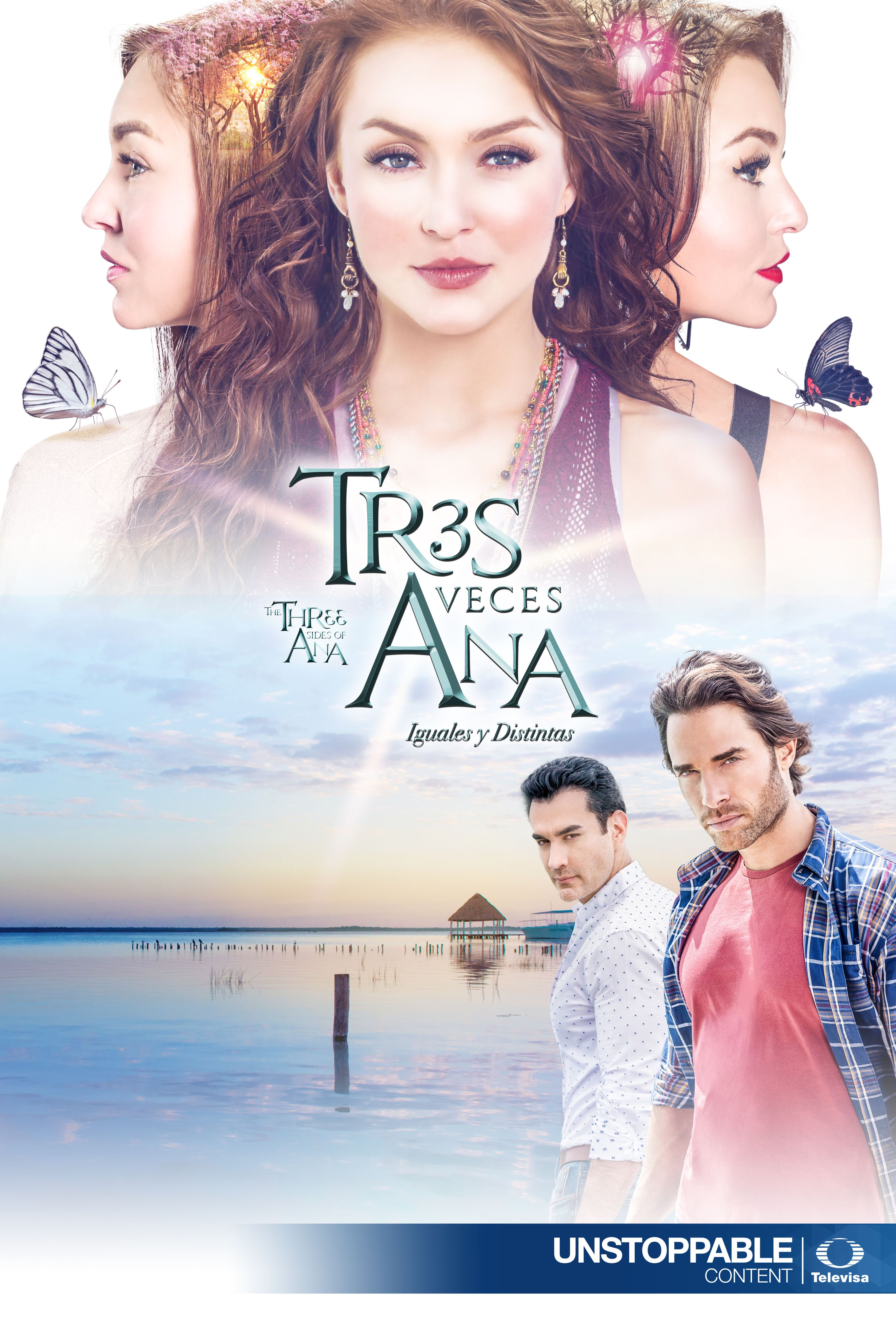 9cf7b6b271583 Tres veces Ana (TV Series 2016– ) - IMDb