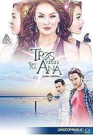 Tres veces Ana Poster