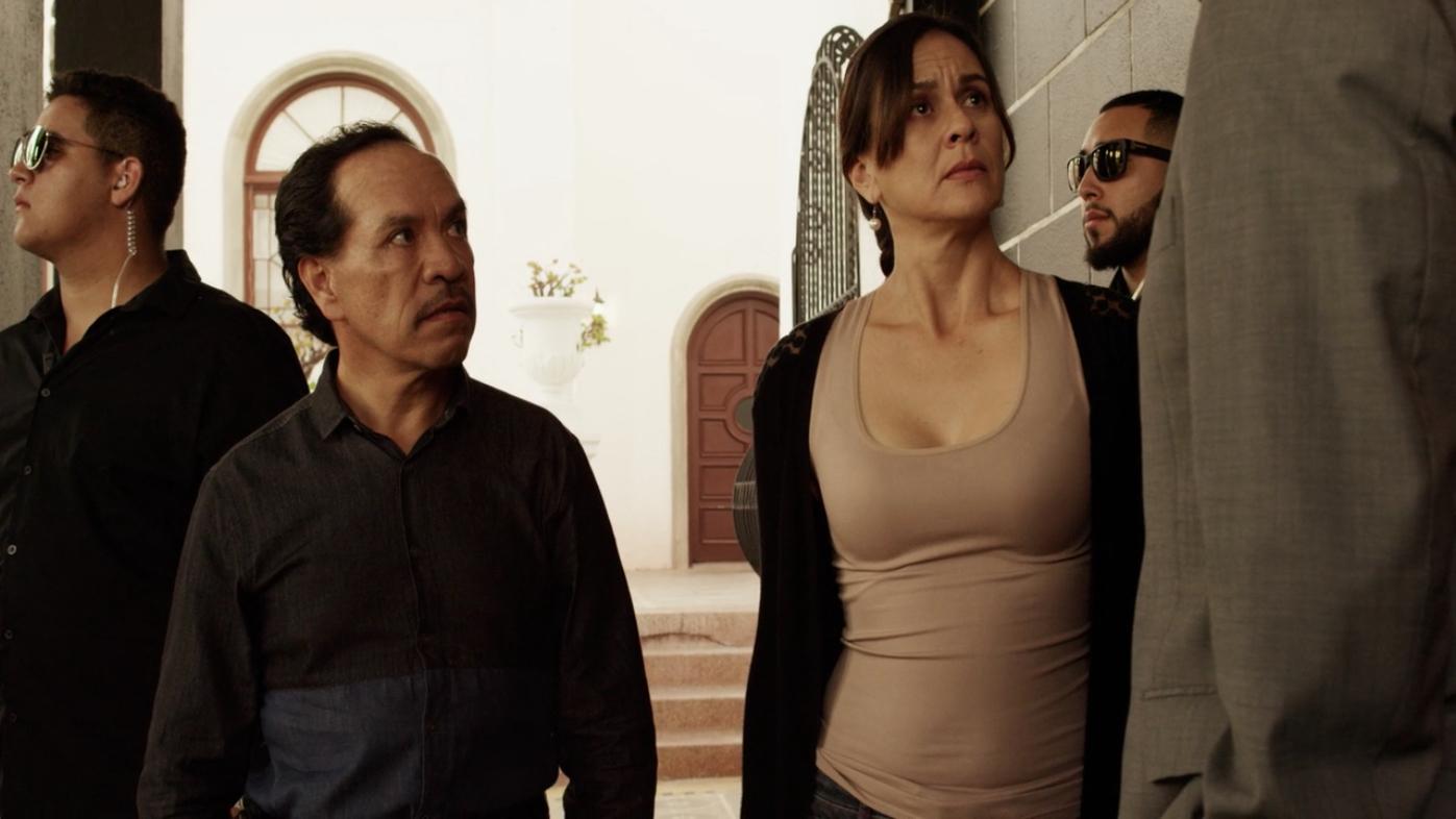 Liliana Moreno Reynoso in El desconocido: la historia de El Cholo Adrián (2017)