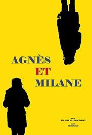Agnès et Milane Poster