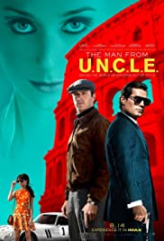 The Man from U.N.C.L.E.: Spyvision: Recreating '60s Cool Poster