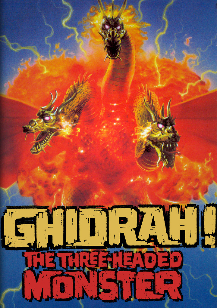 Ghidorah, the Three-Headed Monster (1964) - Photo Gallery - IMDb