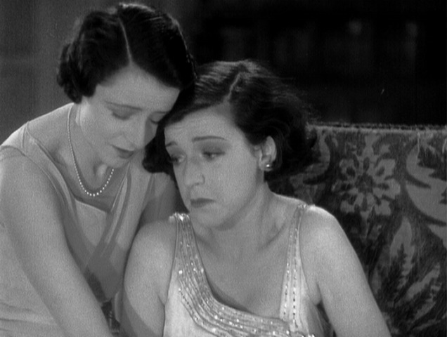 Phyllis Konstam and Jill Esmond in The Skin Game (1931)
