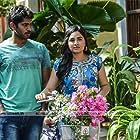 Kathir and Srushti Dange in Sathru (2019)