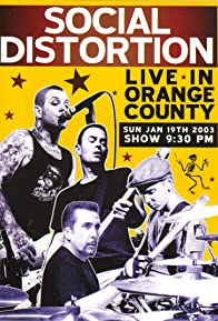 Primary photo for Social Distortion: Live in Orange County