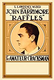 Raffles, the Amateur Cracksman Poster
