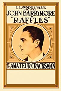 High quality downloads movies Raffles, the Amateur Cracksman by John S. Robertson [WEBRip]