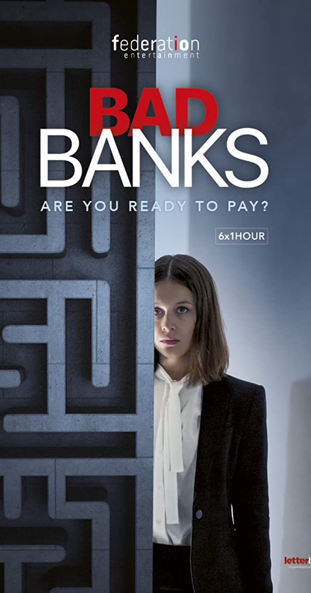 Download Bad Banks or watch streaming online complete episodes of  Season 2 in HD 720p 1080p using torrent