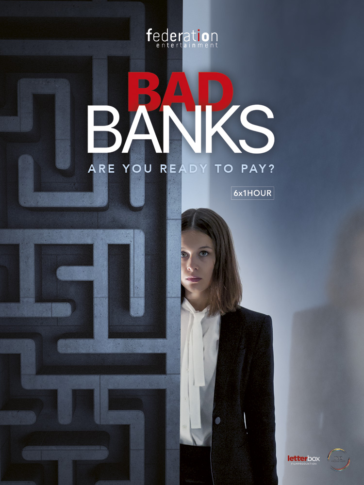 Bad Banks Season 1 COMPLETE WEBRip 480p