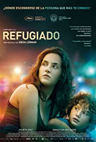 Julieta Díaz and Sebastián Molinaro in Refugiado (2014)