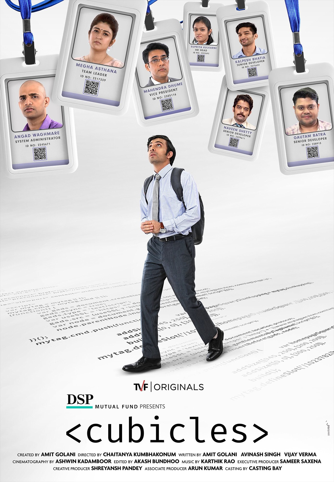Cubicles is one of the best indian web series.