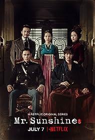 Min-Jung Kim, Lee Byung-hun, Yoo Yeon-Seok, Kim Tae-ri, and Yo-Han Byun in Miseuteo Shunshain (2018)