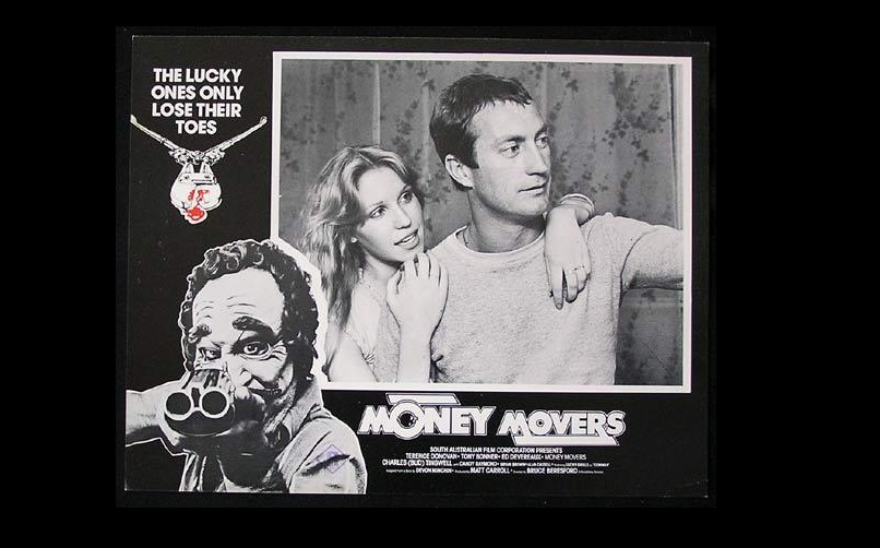 Bryan Brown in Money Movers (1978)