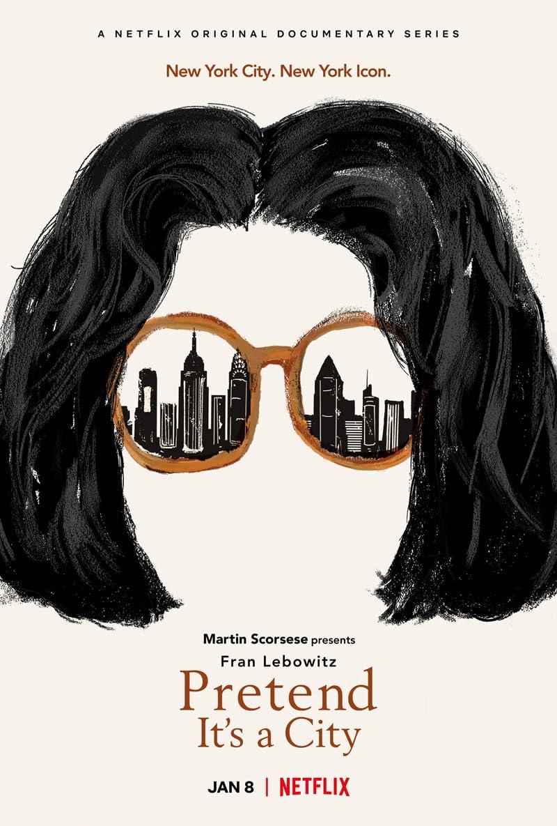 弗蘭·利波維茲:假裝我們在城市 | awwrated | 你的 Netflix 避雷好幫手!