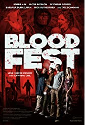 Blood Fest 2018 Hindi Dubbed 720p BluRay 800MB Download