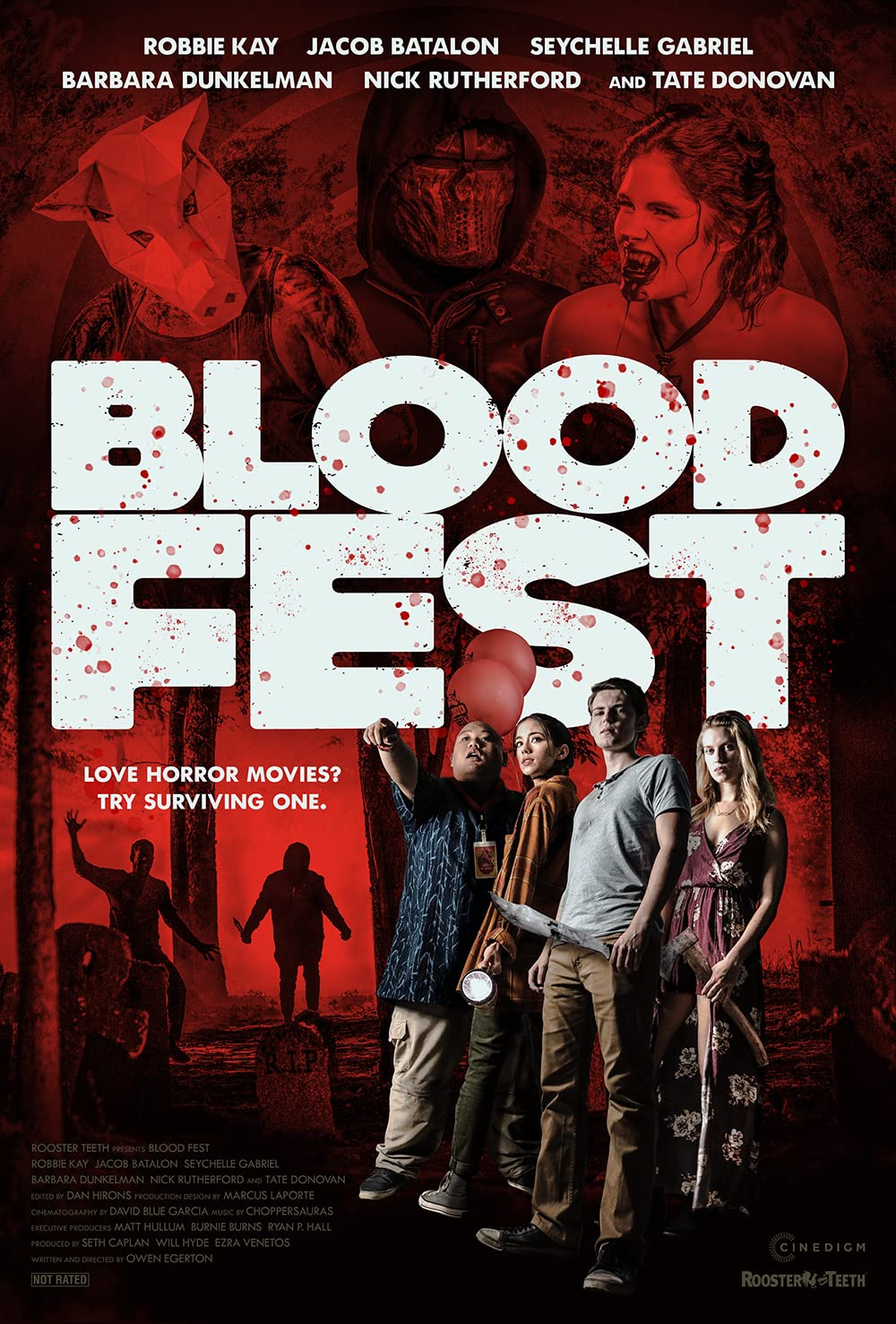 Blood Fest 2018 Hindi Dual Audio 720p BluRay 850MB Download