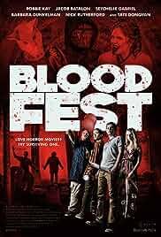 Blood Fest (2018) HDRip Hindi Movie Watch Online Free