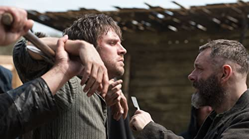 The year is 1905. Thomas Richardson (Dan Stevens) travels to a remote island to rescue his sister after she's kidnapped by a mysterious religious cult demanding a ransom for her safe return. It soon becomes clear that the cult will regret the day it baited this man, as he digs deeper and deeper into the secrets and lies upon which the commune is built.