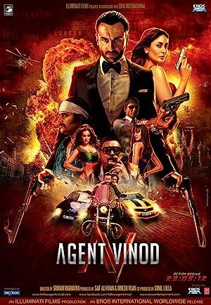 مشاهدة فيلم Agent Vinod 2012 مترجم أونلاين مترجم