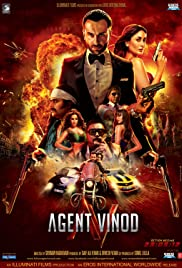 Agent Vinod (2012) Full Movie Watch Online Download thumbnail