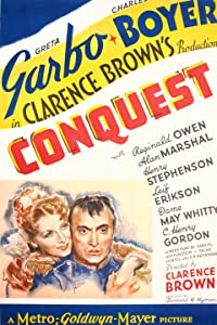 Movie site for free watching Conquest by George Cukor [BRRip]