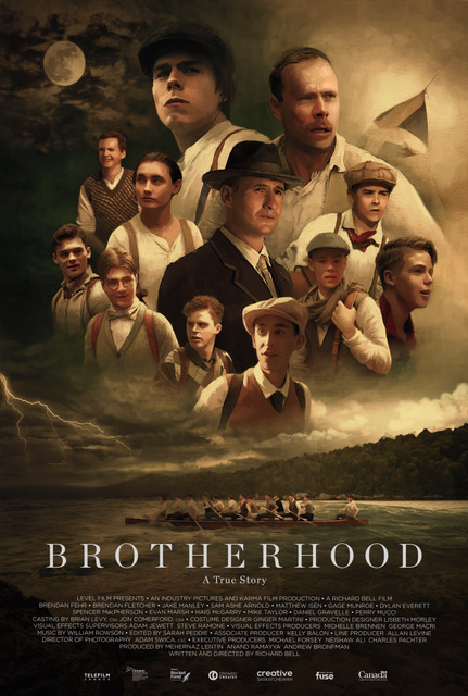 فيلم Brotherhood 2019 مترجم