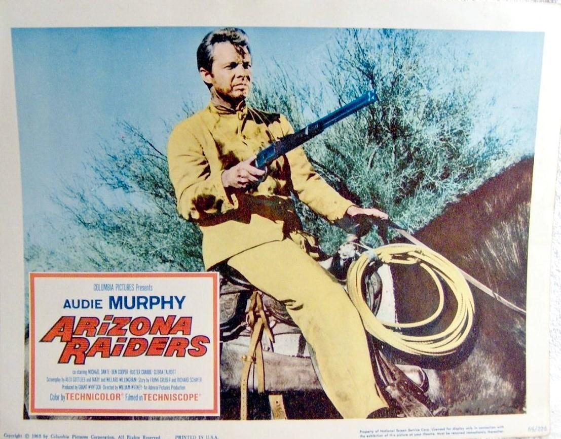 Arizona Raiders (1965) Online Subtitrat in Romana