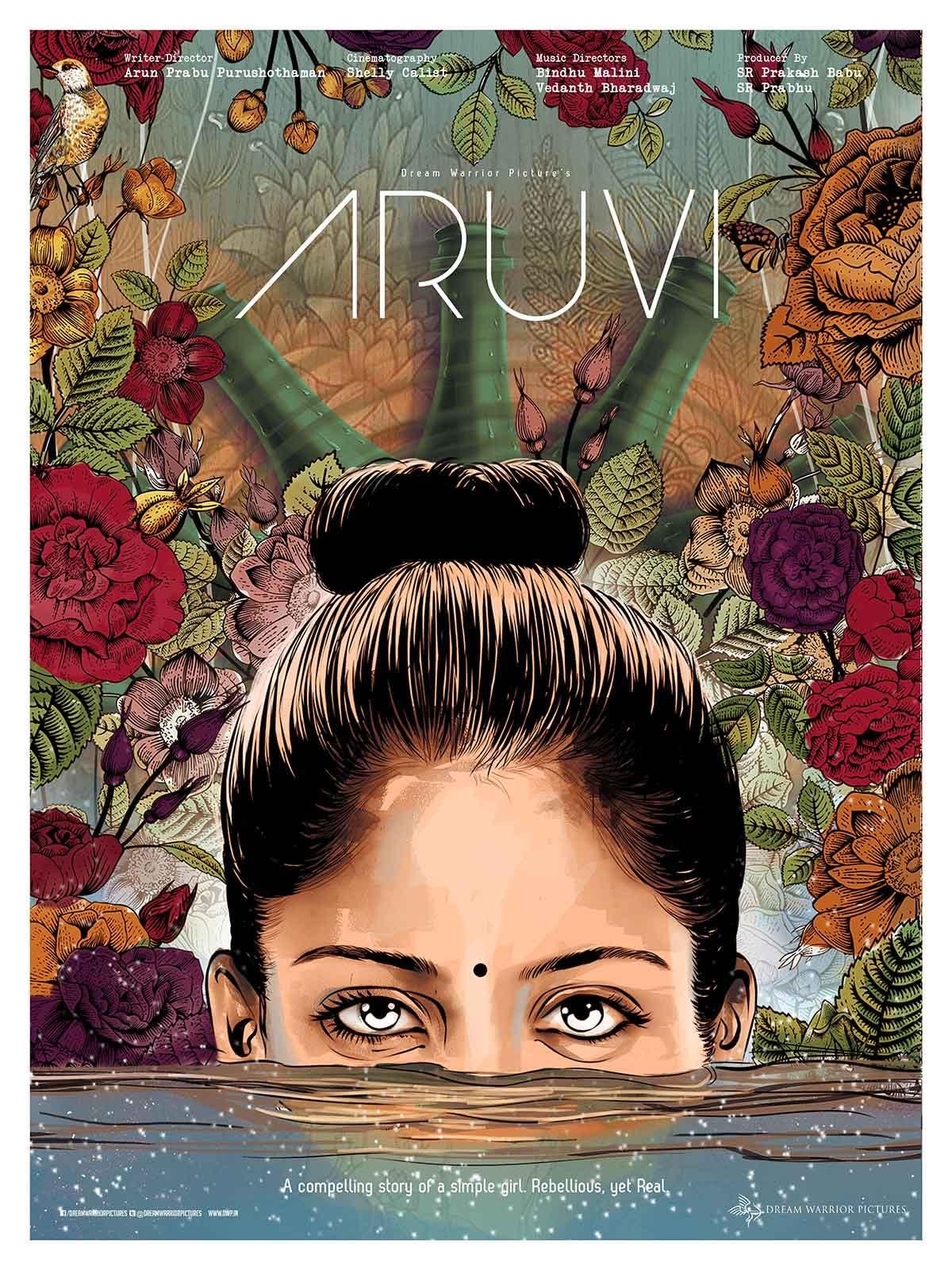 Aruvi (2017) Hindi Dubbed