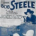 Steve Clark, Buck Connors, Bob Steele, and Roger Williams in Alias John Law (1935)
