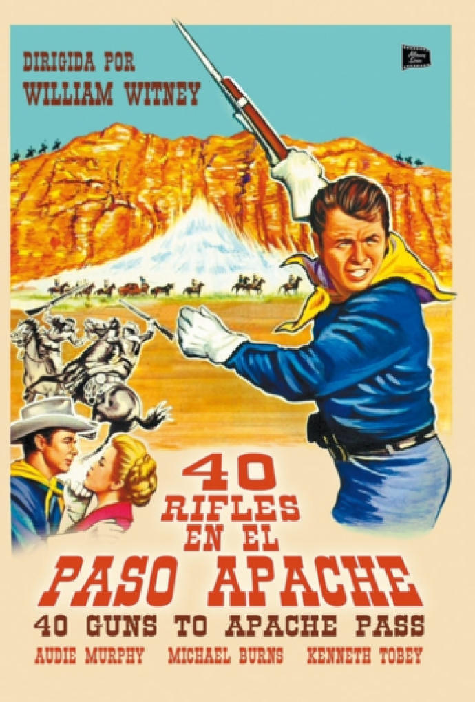 40 Guns to Apache Pass (1967)