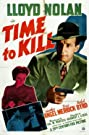Time to Kill (1942) Poster