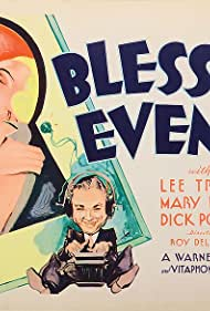 Mary Brian, Ruth Donnelly, Dick Powell, and Lee Tracy in Blessed Event (1932)