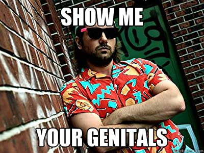 New movies dvdrip free download Jon Lajoie: Show Me Your Genitals by Akiva Schaffer [640x360]