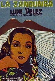 La zandunga Poster