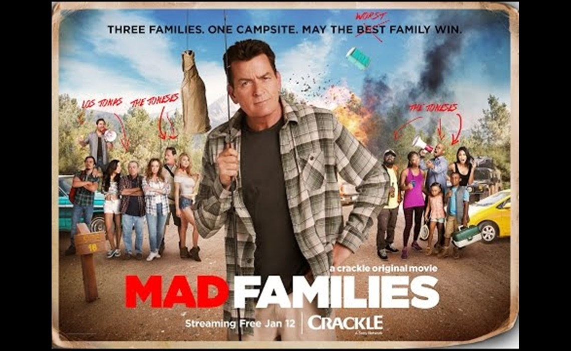 Charlie Sheen in Mad Families (2017)