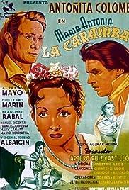 María Antonia 'La Caramba' Poster