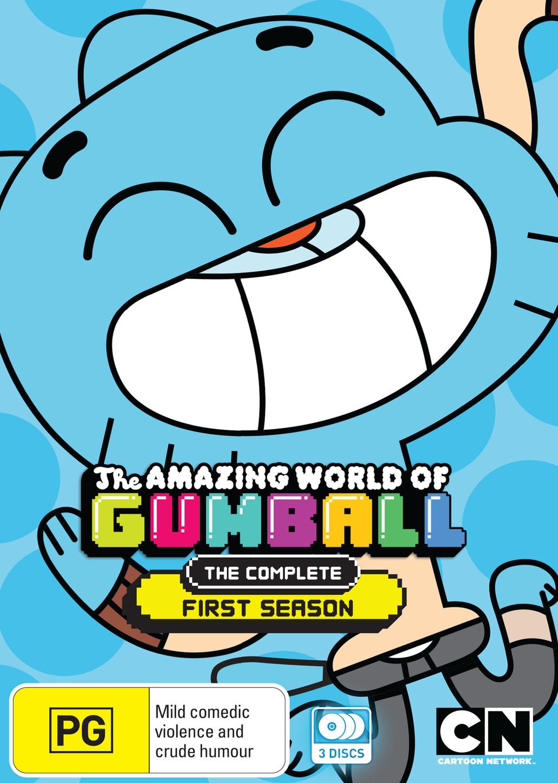 The Amazing World of Gumball TV Series 2011–2019 IMDb