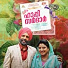 Jaaved Jaaferi and Praveena in Happy Sardar (2019)