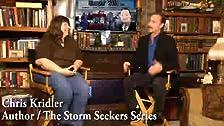 Chris Kridler Author, Storm Chaser