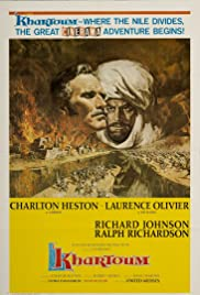 Khartoum (1966) Poster - Movie Forum, Cast, Reviews