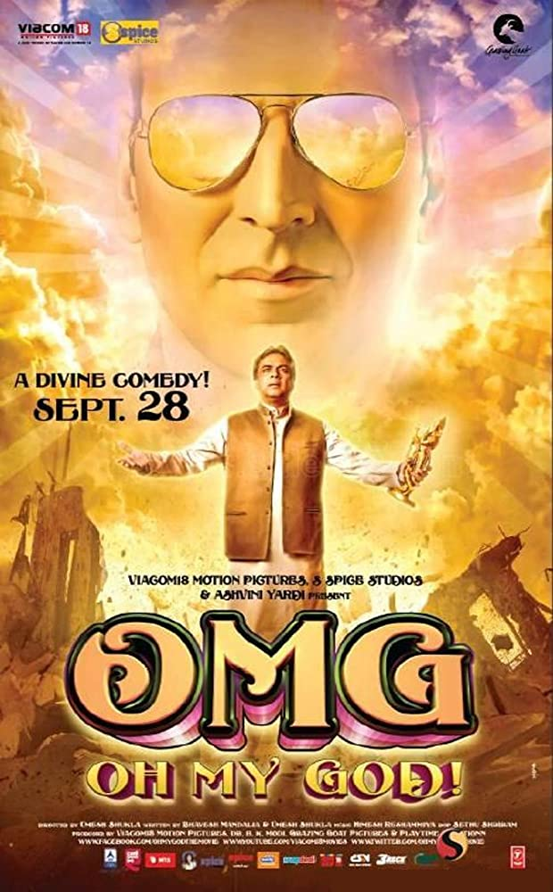 OMG: Oh My God! (2012) Hindi Full Movie 400MB BluRay Download