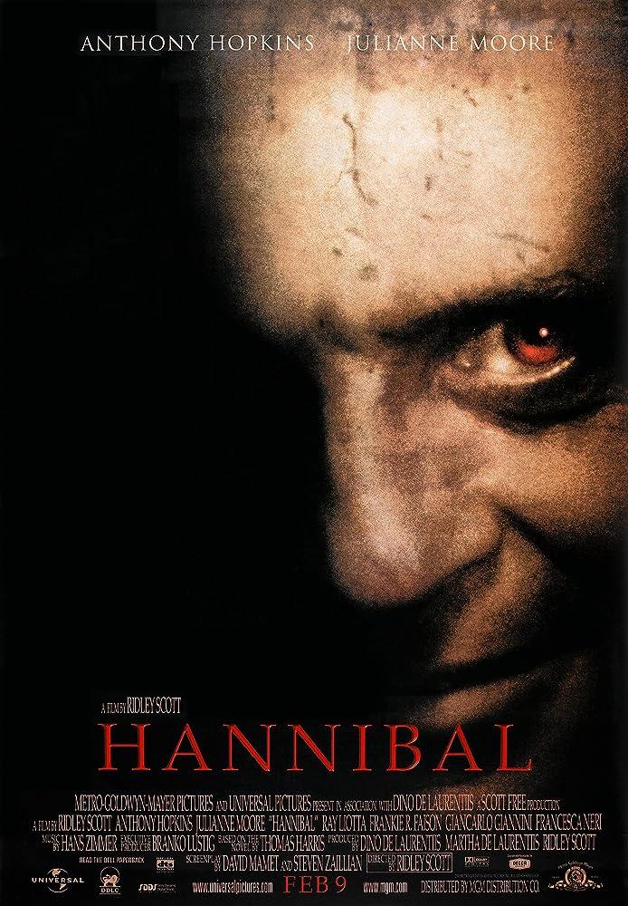 Hannibal (2001) Hindi Dubbed