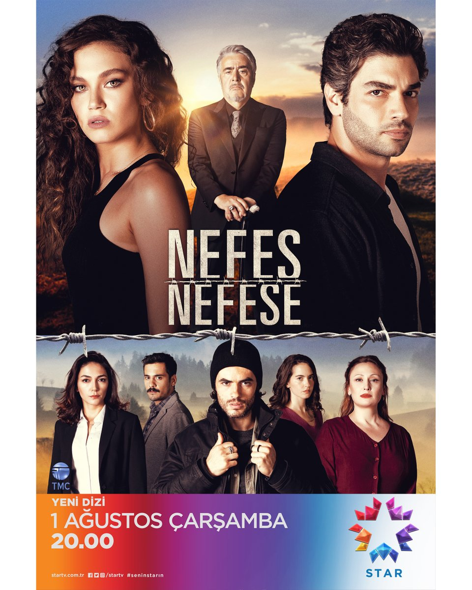 Nefes Nefese (TV Series 2018) - IMDb