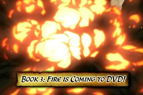 Avatar The Last Airbender: Book 3 Vol.3